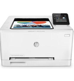 HP-Color-LaserJet-Pro-M252dw-front